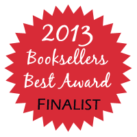 GDRWA Booksellers Best Award 2013 Finalist